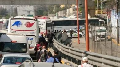 Photo of Reportan bloqueo en autopista México-Pachuca en ambos sentidos
