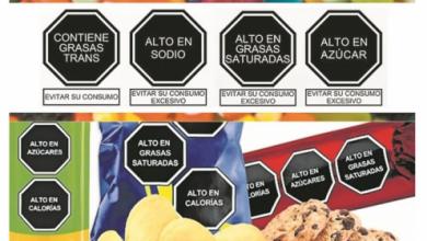 """Photo of Nuevo etiquetado en alimentos """"será uno de los mejores del mundo"""" reconoce UNICEF"""