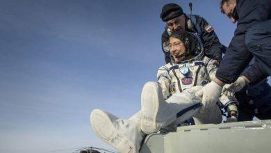 Photo of Christina Koch regresa a la Tierra tras misión récord en el espacio