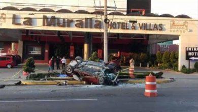 Photo of Fuerte accidente en la carretera Toluca Tenango deja un muerto