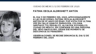 Photo of Hallan sin vida a niña de 7 años; fue violada, torturada y abandonada en una bolsa de plástico en Tláhuac