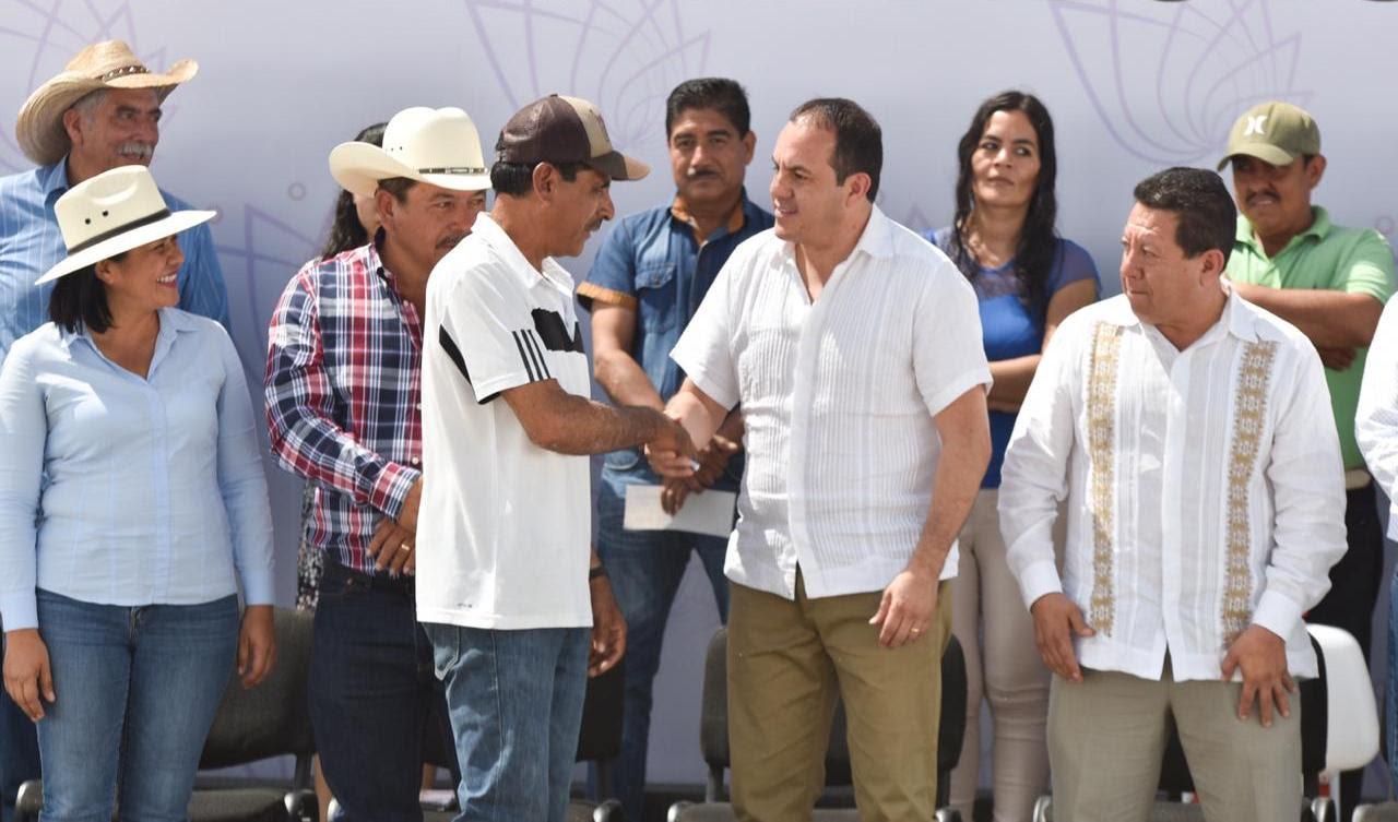 Photo of INICIA EN MORELOS PROGRAMA PILOTO DE ALTA RENTABILIDAD EN LA PRODUCCIÓN DE GRANOS BÁSICOS