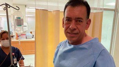 Photo of #Humberto_Moreira sufre infarto en #Cuernavaca, Morelos