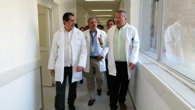 Photo of SUPERVISA CANTÚ CUEVAS ACCIONES EN HOSPITAL PARRES PARA ATENCIÓN DE CORONAVIRUS COVID-19 EN MORELOS