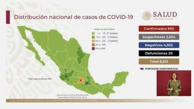 Photo of Cifras oficiales por COVID-19 no cuadran en el Edomex