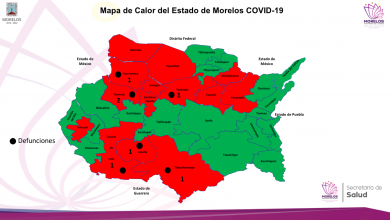 Photo of SITUACIÓN ACTUAL DEL #CORONAVIRUS COVID-19 EN MORELOS