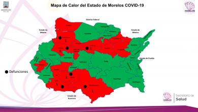 Photo of SITUACIÓN ACTUAL DEL #CORONAVIRUS COVID-19 EN MORELOS