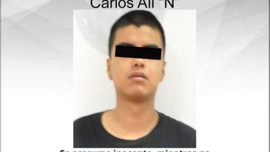 Photo of DETIENE POLICÍA MORELOS A UN HOMBRE CON DROGA EN ATLATLAHUCAN