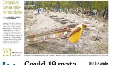 Photo of 🚨⚡️ #Portada_Nacional   Covid-19 mata 686 mil empleos en dos meses #El_Universal 🏥