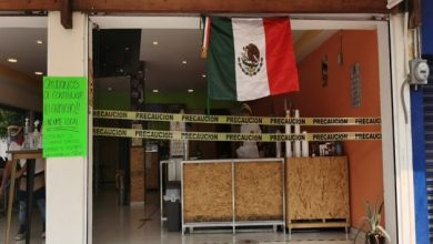"""Photo of """"¡No créditos, Queremos trabajar!"""", reclaman comerciantes en Morelos"""