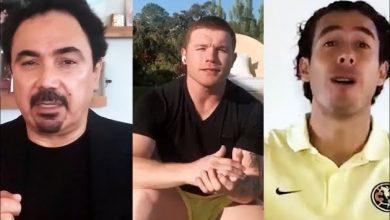 Photo of Figuras del deporte dedican canción a personal de salud