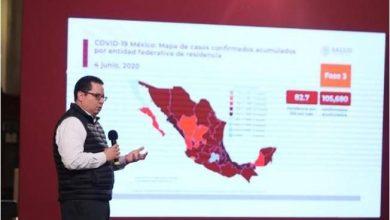 Photo of México llega a nuevo máximo de casos por Covid-19