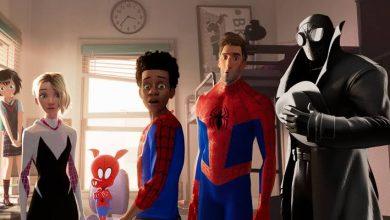 """Photo of Comienza la producción de """"Spider-Man: Into the Spider-Verse 2"""""""