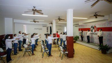 Photo of Inicia reestructuración interna en el PRI de Morelos