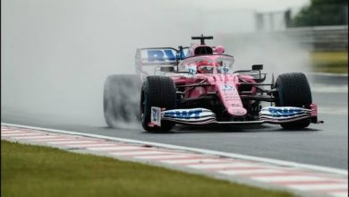 """Photo of """"Checo"""" saldrá cuarto en GP Hungría; Hamilton se lleva la pole"""