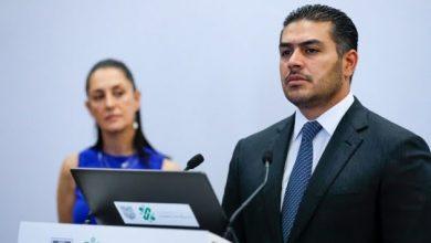 Photo of Tras atentado, Omar García Harfuch vuelve a sus actividades en la SSC