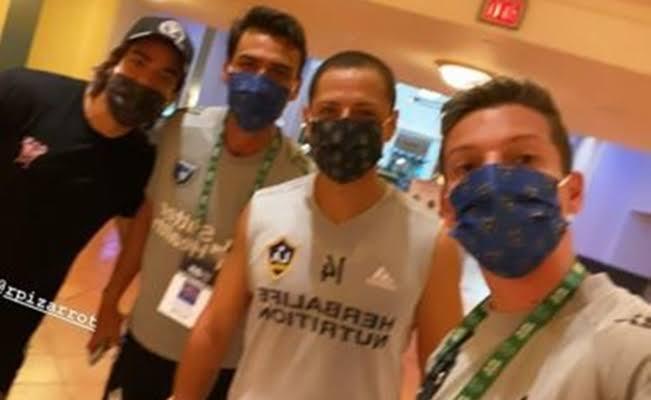 Photo of Mexicanos de la MLS se reúnen en Disney