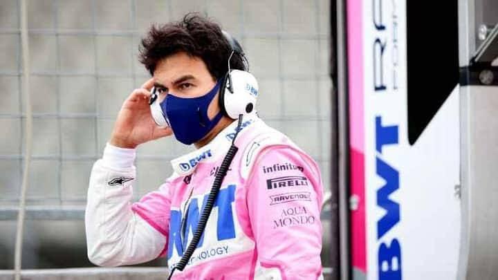 Photo of Sergio Pérez da positivo por Covid-19; se pierde el GP de Silverstone