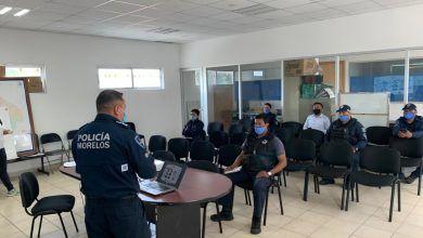 Photo of Fortalece CES trabajos de seguridad con Jiutepec