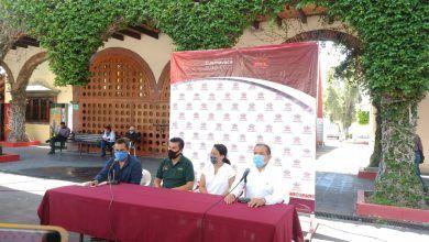 Photo of Anuncian autoridades municipales que se reforzará la vigilancia en el panteón de la Paz