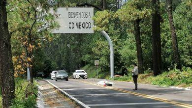 Photo of Fallece atropellada una persona en la carretera federal México-Cuernavaca