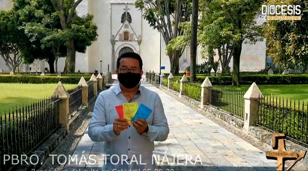 Photo of Nueva modalidad de boletos para asistir a misa a la Catedral de Cuernavaca