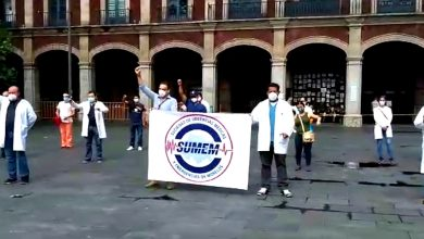 Photo of Morelos se suma a protesta nacional para exigir liberación del médico en Chiapas