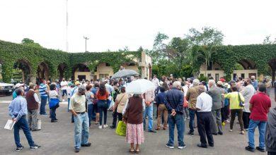 Photo of Estalla conflicto por robo en panteones, y las autoridades se esconden