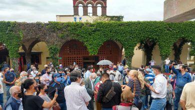 Photo of Exigen seguridad ante robos en tumbas y criptas en el panteón 'Jardines de la Paz'