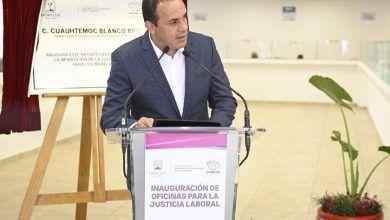 Photo of Preside gobernador inauguración de la remodelación del TECA