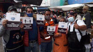 Photo of Refuerzan medidas sanitarias en el mercado ALM
