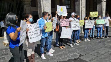 Photo of Aspirantes a plazas de maestro demandan conformación de una sola lista de ordenamiento