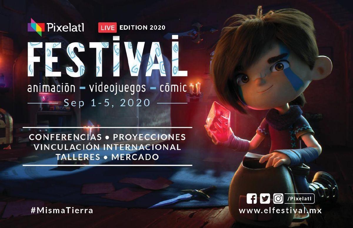 Photo of Apoyará Gobierno de Morelos novena edición del Festival Pixelatl
