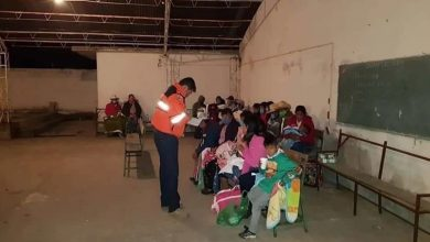 Photo of Evacuan a 150 personas por fuga de combustible en Hidalgo
