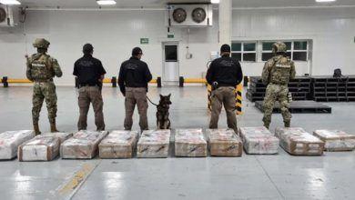 "Photo of Marina reporta ""golpe certero"" de 678 kilos de coca en Manzanillo"