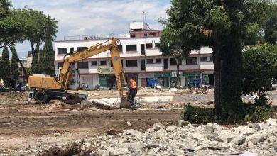 Photo of Por remodelación, desaparecen el Parque Revolución en Naucalpan