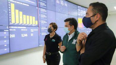 Photo of IMSS reconoce al Centro de Inteligencia en Salud de Michoacán