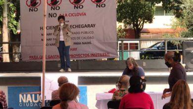 Photo of Vecinos de Hacienda de Echegaray se oponen a ciclovía