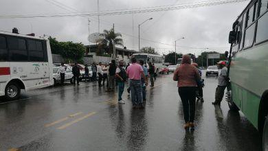 Photo of (CEGATEM) Se manifestaron para exigir al titular de la dependencia les otorguen las despensas