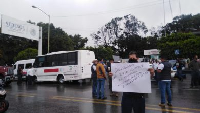 Photo of Bloquean carreteras para exigir apoyo de Crédito a la Palabra