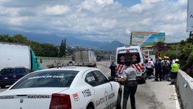 Photo of Murió un motociclista en un accidente en el Paso Exprés