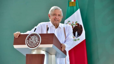 Photo of Llama AMLO a criminales a no intervenir en proceso electoral
