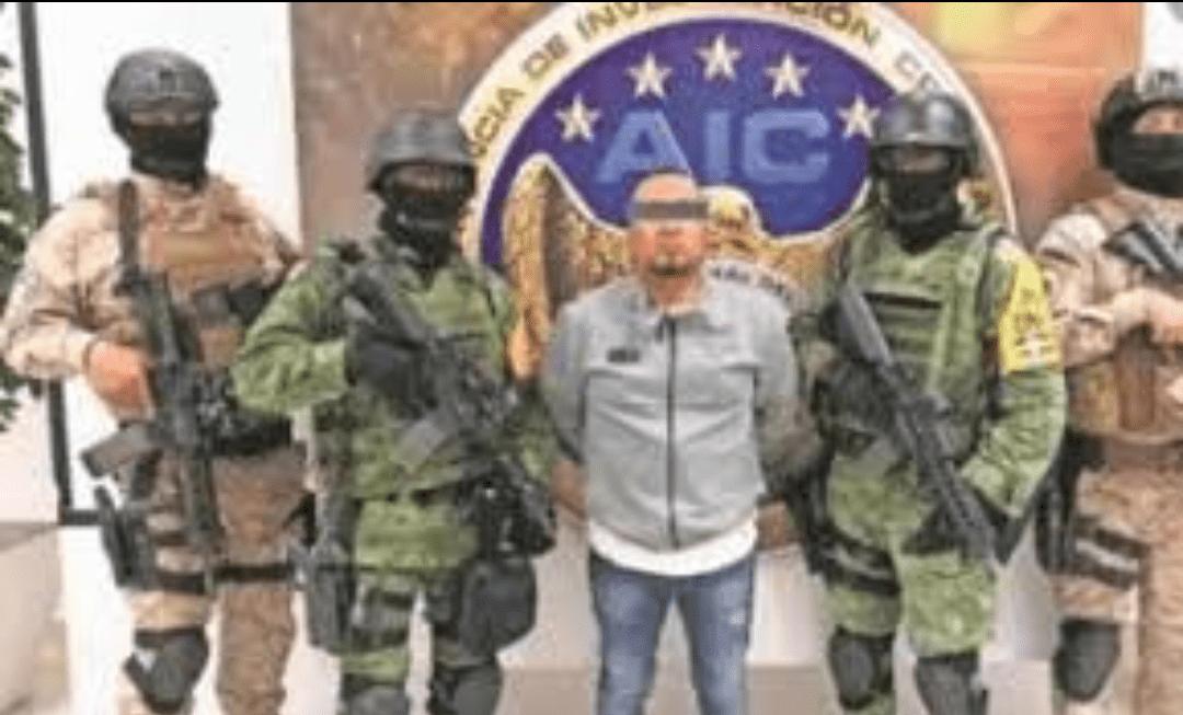 """Photo of Vinculan a proceso a """"El Marro"""" por robo de hidrocarburo"""