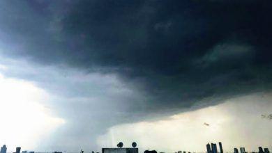 Photo of Cae tormenta en la Ciudad de México