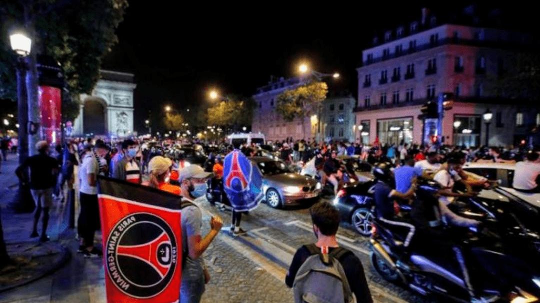 Photo of Policía de París repartirá mascarillas en las calles durante la final de la Champions