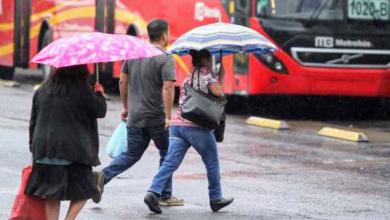Photo of Prevén fuertes lluvias en el Valle de México este sábado