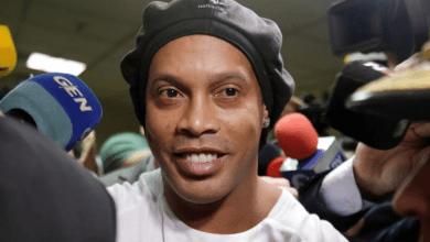 Photo of Ronaldinho y su hermano quedan en libertad tras casi medio año de prisión en Paragu