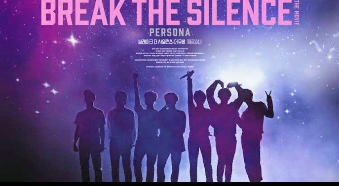 """Photo of Fans enloquecen por boletos para """"Break the Silencie: The Movie"""""""