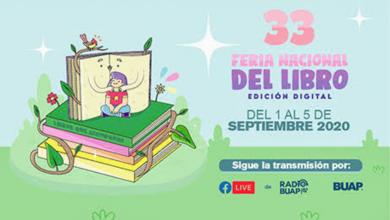 Photo of Feria Nacional del Libro de la BUAP será virtual