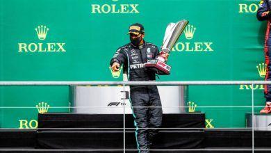Photo of Lewis Hamilton es el ganador del Gran Premio de Bélgica